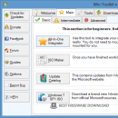 Win Toolkit freeware screenshot