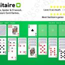 Solitaire, Spider and Freecell freeware screenshot