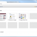Google Chrome Portable freeware screenshot