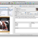 Filmotech for Mac OS X freeware screenshot