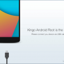 Kingo Android Root freeware screenshot