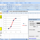 SRS1 Cubic Spline for Excel freeware screenshot