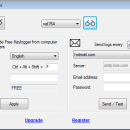 Free Keylogger for Windows freeware screenshot