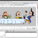 Synfig Studio for Linux freeware screenshot