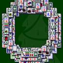 Christmas Wreath Mahjong Solitaire freeware screenshot
