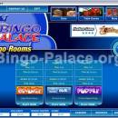 Bingo Palace freeware screenshot