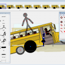 Pivot Stickfigure Animator freeware screenshot