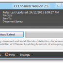 CCEnhancer freeware screenshot