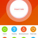 iCare Heart Rate Monitor freeware screenshot