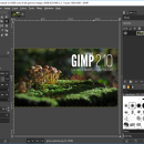 GIMP Portable freeware screenshot
