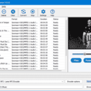 FLV to MP3 Converter freeware screenshot