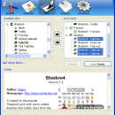 Rainlendar Lite freeware screenshot