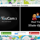 SSuite Dual View Portable freeware screenshot