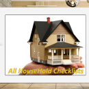 All Household Checklists freeware screenshot