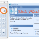 DeskMarker freeware screenshot