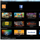 BlueStacks App Player freeware screenshot