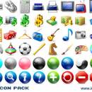 Free Icon Pack freeware screenshot