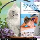 Page Flip Book Theme Of Cute Cat freeware screenshot