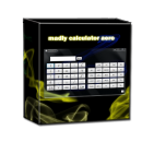 madly calculator aero freeware screenshot