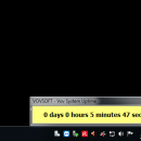 Vov System Uptime freeware screenshot
