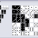 Domino Solitaire freeware screenshot