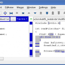 KDiff3 for Mac OS X freeware screenshot