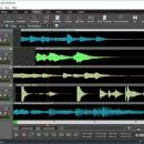 MixPad Free Music Mixer and Recorder freeware screenshot