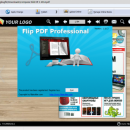Free Flip PDF Magazine Software freeware screenshot