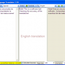 Free Language Translator freeware screenshot