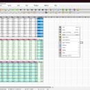 SSuite Axcel Professional Spreadsheet freeware screenshot