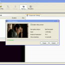 DVDShrink freeware screenshot
