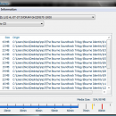 3nity Audio CD BURNER freeware screenshot