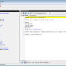 SQLite Query freeware screenshot