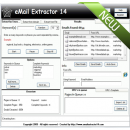 Email Extractor 14 freeware screenshot