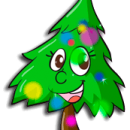 Multicolors Christmas Tree freeware screenshot