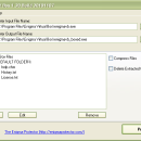 Enigma Virtual Box freeware screenshot